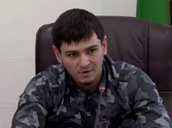 Родственник Кадырова возглавил департамент милиции Грозного встатусе студента-первокурсника— «Фонтанка»