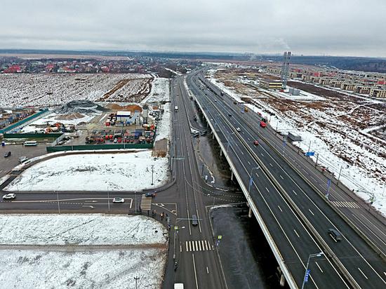 Открытие года: Калужское шоссе вырывается вперед