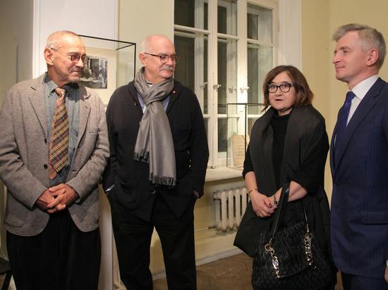 Михалков и Кончаловский сошлись в пространстве своего предка
