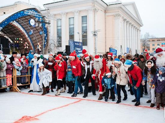 В Тамбове Деды Морозы устроят флешмоб
