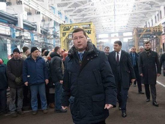 «Шпиона Кремля» в правительстве Украины Ежова выдал российский банк