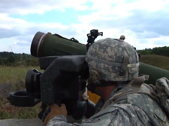 "США одобрили поставку на Украину ""убийц танков"" Javelin"