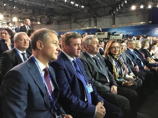 Губернатор Рязанской области вошел в Генеральный совет «Единой России»