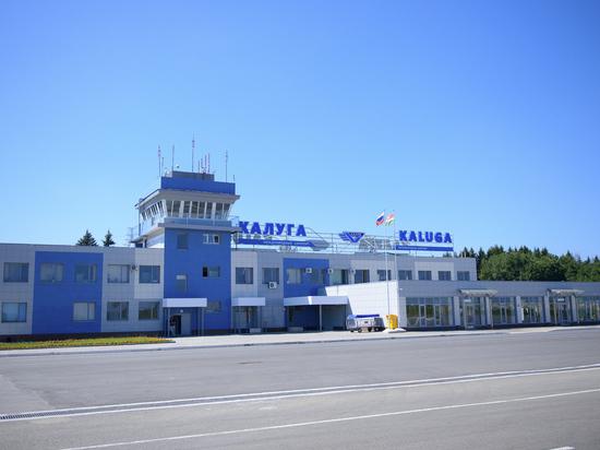Названо время начала полетов из Калуги в Турцию