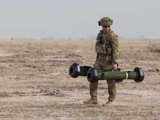 Летальное оружие для Украины: один выстрел Javelin стоит $80 000