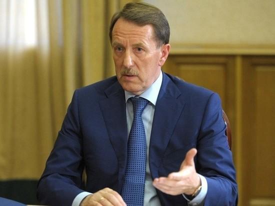 Алексей Гордеев назначен полномочным представителем ПрезидентаРФ  в основном  федеральном округе