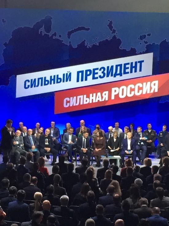Сергей Зудин: наш народ доверяет Президенту России Владимиру Путину