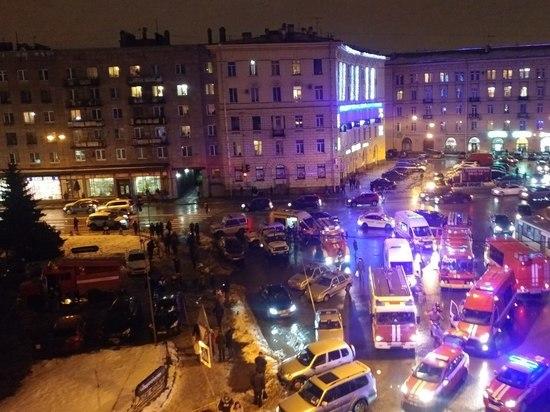 Эксперт: взрыв в Петербурге, по всей вероятности - теракт