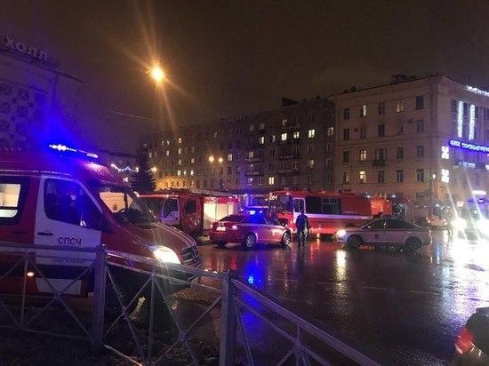В северной столице вмагазине произошел взрыв