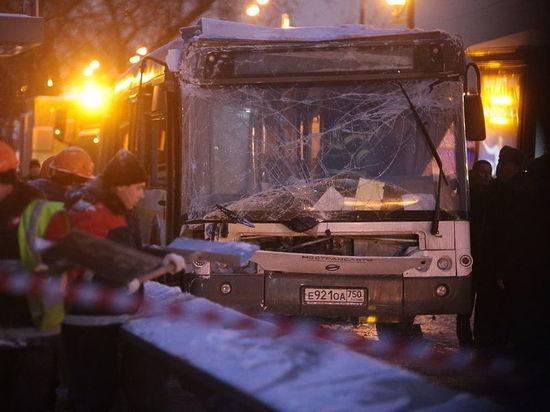 Психолог объяснил запись видеорегистратора автобуса-убийцы: водитель не контролировал ситуацию