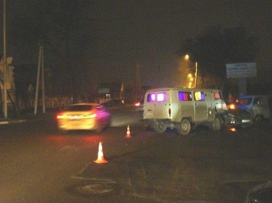 Полиция ищет свидетелей тройного ДТП, где пострадали пять человек