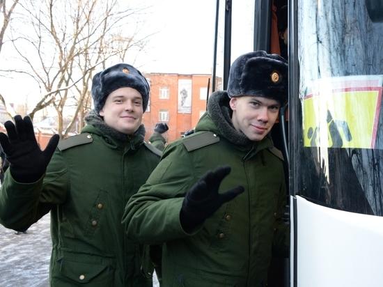 2400 новобранцев из Крыма: Минобороны подвело итоги осеннего призыва