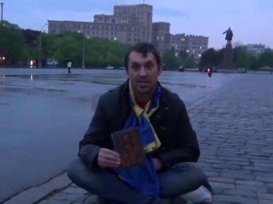 Захвативший заложников в Харькове ругал Путина и участвовал в Майдане
