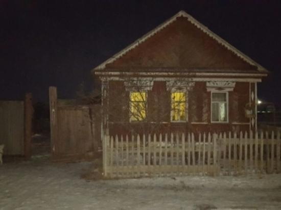 В Курманаевском районе из-за неисправной печи погибло семь человек, в том числе трое детей