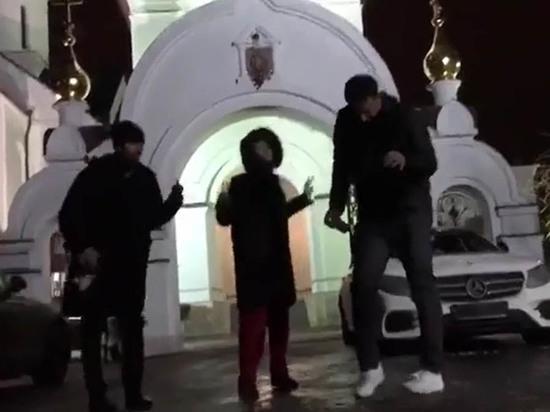 Собчак удалила из «Инстаграма» видео с танцами у православного храма