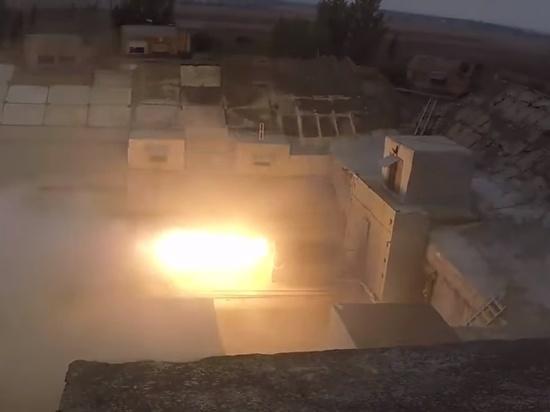 Украина обнародовала видео испытания нового мощного ракетного комплекса