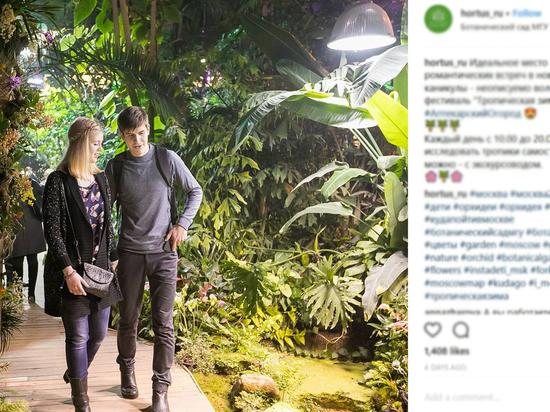 """Instagram разблокировал аккаунт """"Аптекарского огорода"""""""