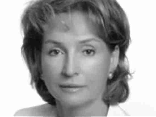В Москве скончалась от пневмонии известная врач-телеведущая