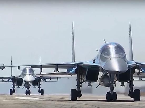 Минобороны заявило обусилении охраны территории русской авиабазы вСирии