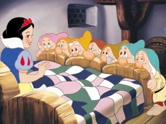 Диснеевских принцесс признали жертвами сексуального насилия