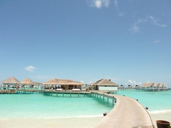 Порошенко отдыхал от войны на Мальдивах