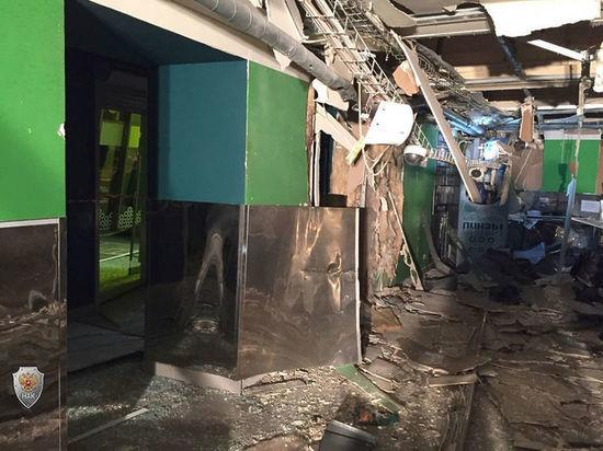 Опубликовано фото взорванной в Петербурге бомбы и безграмотное послание «подрывника»