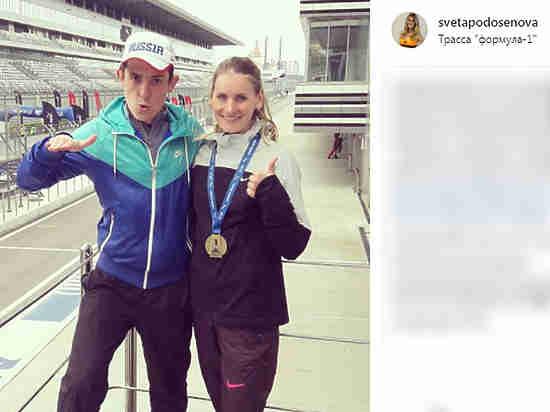Российская бегунья Карамашева дисквалифицирована за нарушение антидопинговых правил