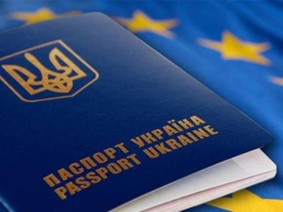 Среди постсоветских стран Украина имеет самый ценный паспорт