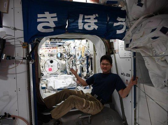 Российские ученые рассказали, как будут уменьшать подросшего японского астронавта