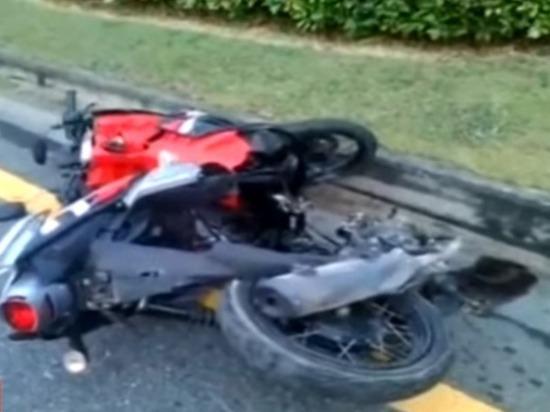 Мотоциклист-россиянин с местной подружкой устроил смертельное ДТП в Таиланде