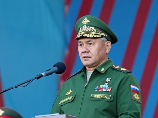 Шойгу: в ядерной триаде России будет 90% современного вооружения