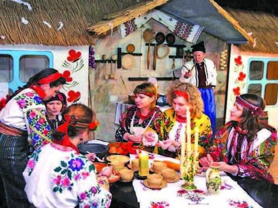 Как кубанские казаки Старый Новый год праздновали