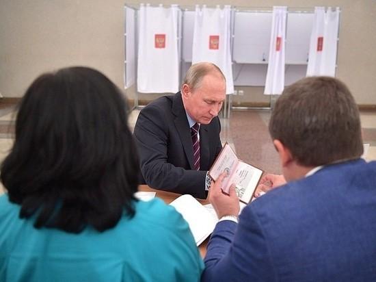 В Кремле не уточнили имя единственного частного спонсора кампании Путина