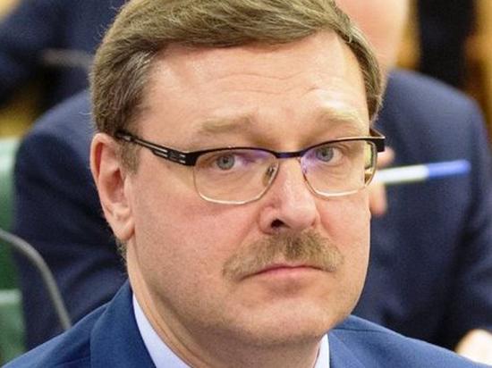 Косачев назвал политиканством версию Польши о взрывах на борту Ту-154