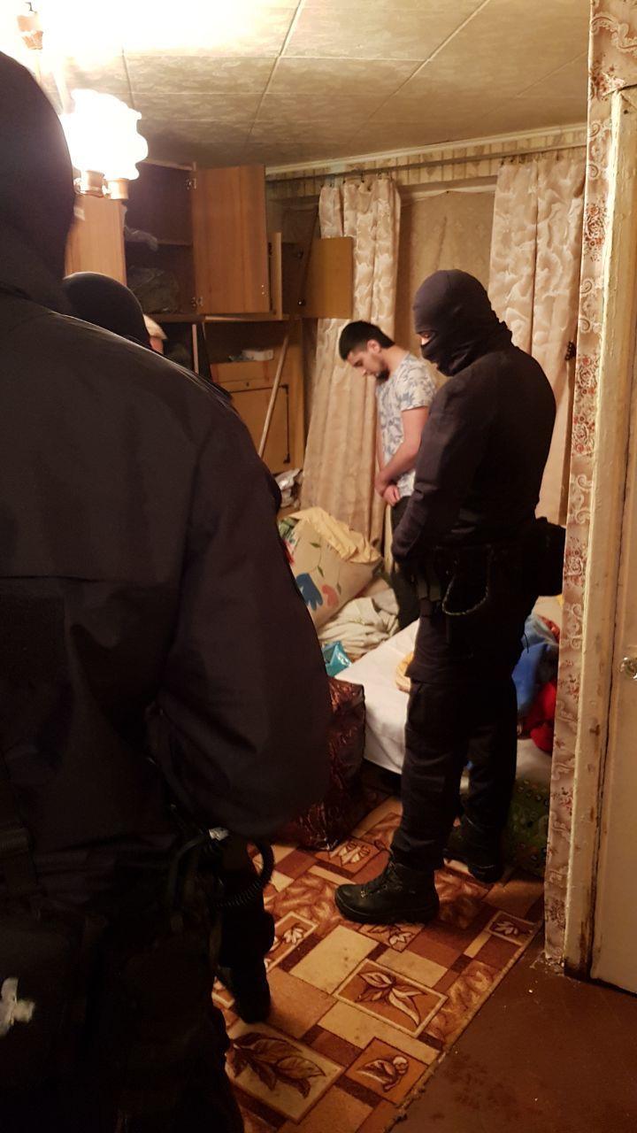 Суд арестовал организатора нападения на фельдъегерей: он был рад