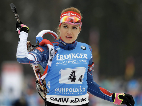 Одна из наилучших  биатлонисток мира может пропустить Олимпиаду