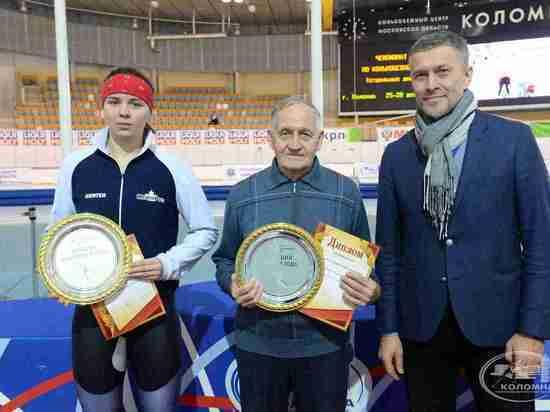 На чемпионате России по конькобежному спорту прошел отбор в олимпийскую сборную