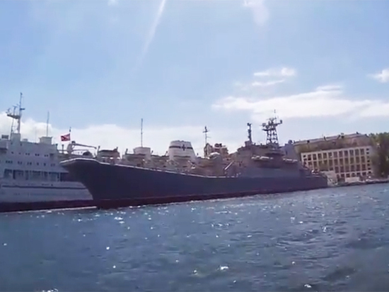 В государственной думе  сравнили оставшиеся вКрыму корабли ВМС Украины сметаллоломом