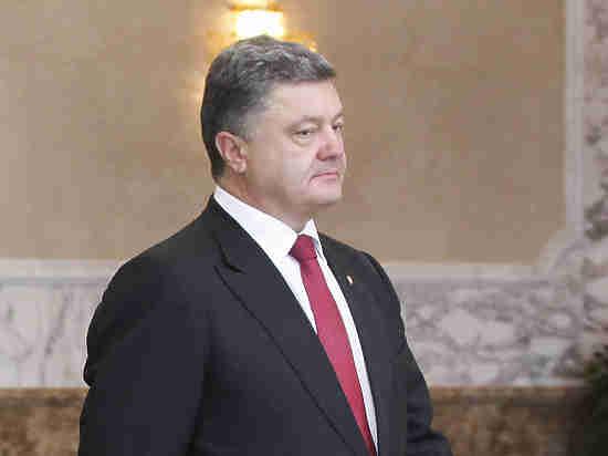 Грузинские СМИ рассказали о письме Порошенко в ФСБ