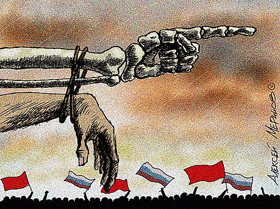 Почему реабилитация большевистского ЧК стала неизбежной