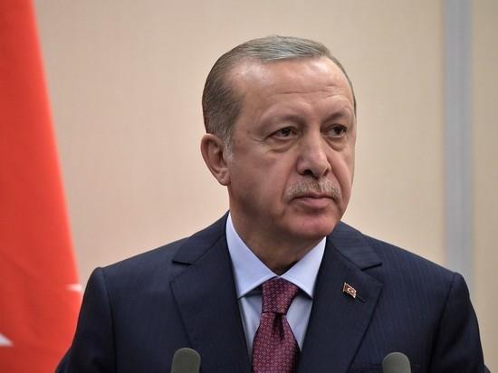 Президент Турции Эрдоган пригрозил убить курдскую «армию позащите границ Сирии»