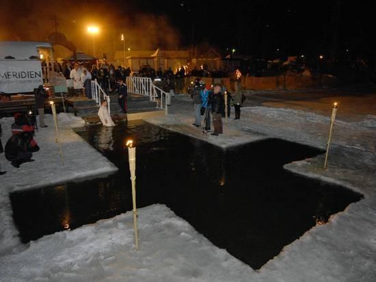 ВКремле рассказали, что Путин традиционно участвует вкрещенских купаниях