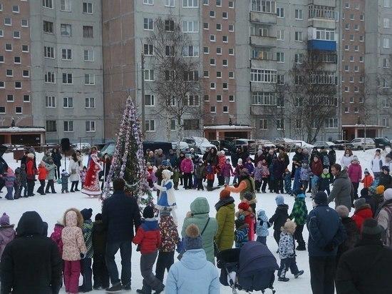 В Архангельске набирают обороты дворовые праздники