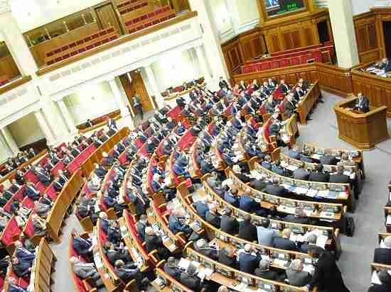 Верховная Рада отказалась признавать ДНР иЛНР террористами