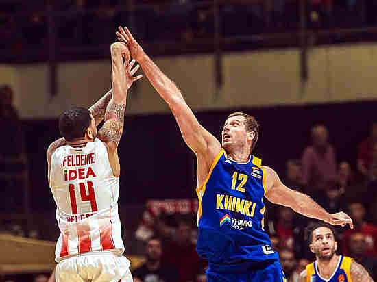Баскетбол: как русская звезда потушила сербскую «Звезду»