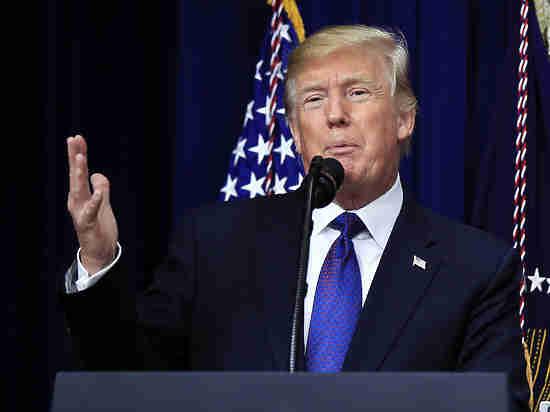 Трамп назвал победителей конкурса лживых новостей