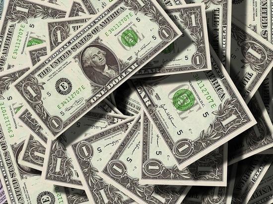 Россия дала в долг США 106 миллиардов долларов