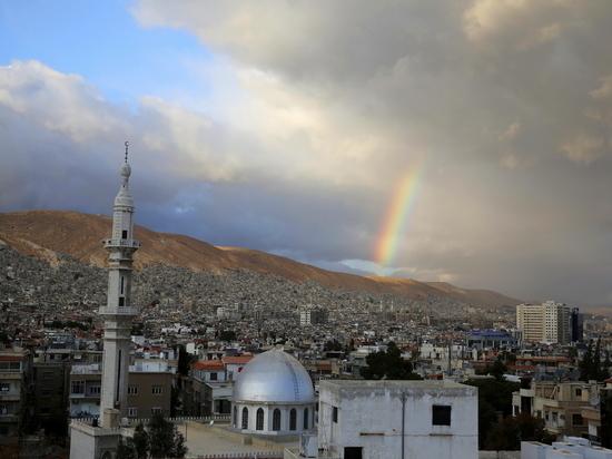 ВТурции сообщили  оракетном обстреле стерритории Сирии
