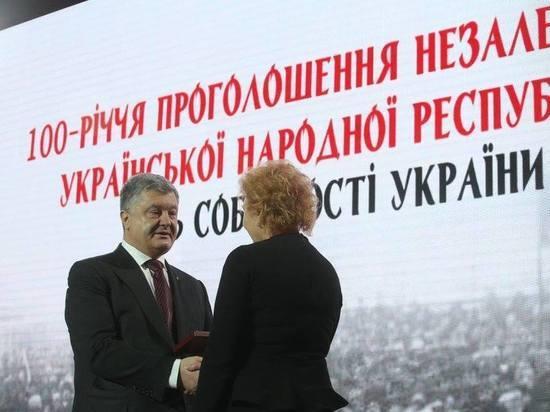 Порошенко рассказал о «сапоге украинского оккупанта» в Крыму и Донбассе