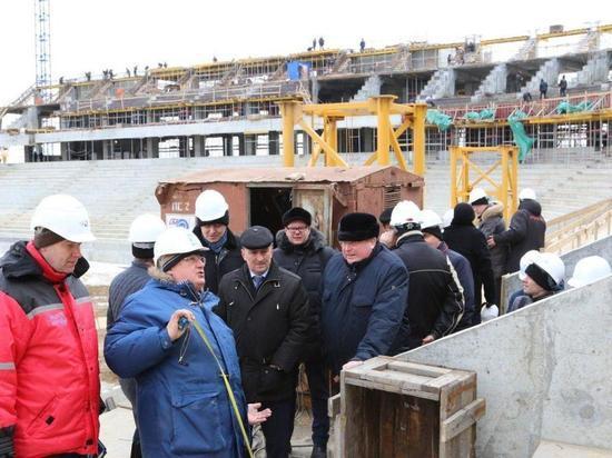 К ЧМ-2018 Саранск будет готов на 100 процентов